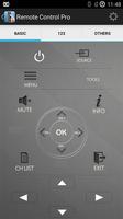 TV Remote Control Pro screenshot 2