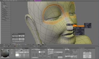 Blender screenshot 4