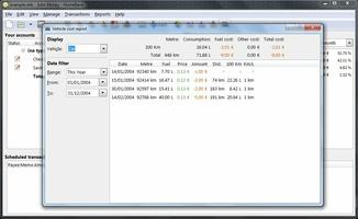 HomeBank screenshot 3