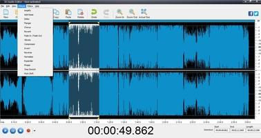 DJ Audio Editor screenshot 5