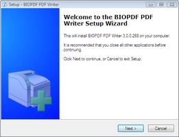 BullZip PDF Printer screenshot 3