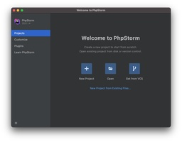 PhpStorm screenshot 5