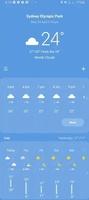 Samsung Weather screenshot 3