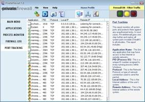 Privatefirewall screenshot 5