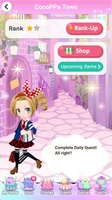 Star Girl Fashion: CocoPPa Play screenshot 2