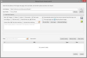 WFDownloader App for Mac screenshot 12