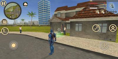 Rope Hero Vice Town screenshot 4