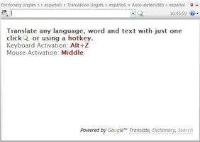 Dictionary .NET screenshot 2