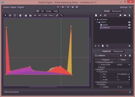 Godot Engine screenshot 3