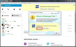 Messenger Plus! Live for Skype screenshot 10