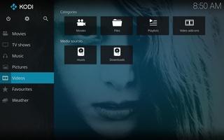 Kodi screenshot 4