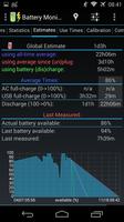 Battery Monitor Widget screenshot 17