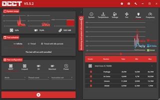 OCCT: OverClock Checking Tool screenshot 3