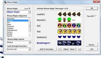 Mouse Magic screenshot 4