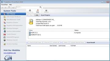 TweakNow PowerPack screenshot 2