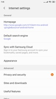Samsung Internet Browser screenshot 8