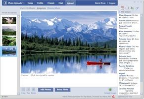 Photo Uploader for Facebook screenshot 2