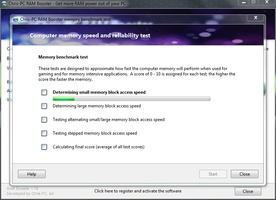 Chris-PC RAM Booster screenshot 5