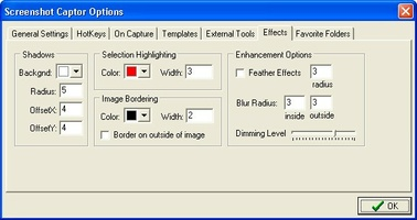 Screenshot Captor screenshot 3