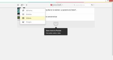 Pocket screenshot 5