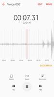 Samsung Voice Recorder screenshot 4