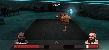 MMA Manager 2: Ultimate Fight screenshot 7