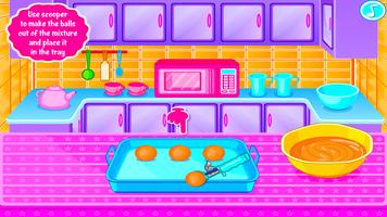 Sweet Cookies - Game for Girls screenshot 5