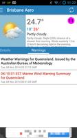Au Weather Free screenshot 7