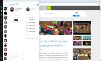 Opera screenshot 4