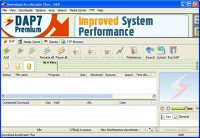 Download Accelerator Plus screenshot 3