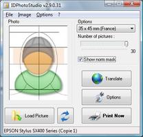IDPhotoStudio screenshot 2