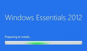 Windows Essentials 2012 screenshot 2