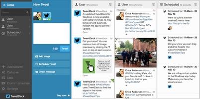 TweetDeck screenshot 5