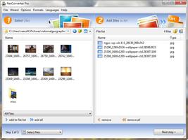 ReaConverter screenshot 2