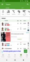 BeSoccer - Resultados de Futebol screenshot 7