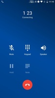 ACRPhone Dialer screenshot 3