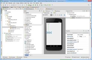 Android Studio screenshot 7