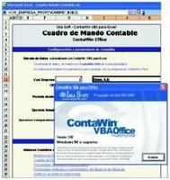 ContaWin Office screenshot 3