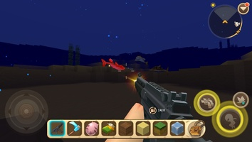 Mini World: Block Art screenshot 3