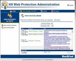 K9 Web Protection screenshot 5