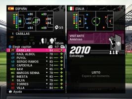 PES 2010 screenshot 4