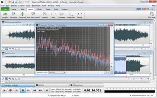 WavePad Free Audio, Music and Mp3 Editor screenshot 6