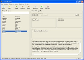 ContactKeeper screenshot 3