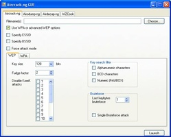 Aircrack-ng screenshot 4