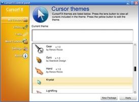 CursorFX Free screenshot 2