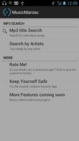 Music Maniac - Mp3 Downloader screenshot 4