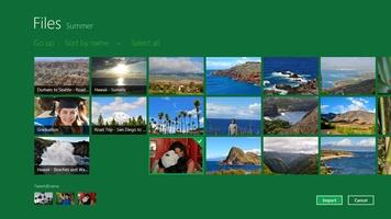 Windows 8 (64 bits) screenshot 3