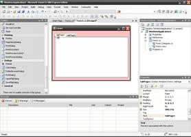 Visual C Sharp screenshot 2