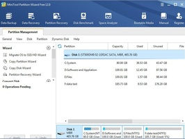 MiniTool Partition Wizard Free 12.3 for Windows - Download