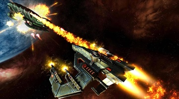 Galaxy on Fire 2 HD screenshot 3